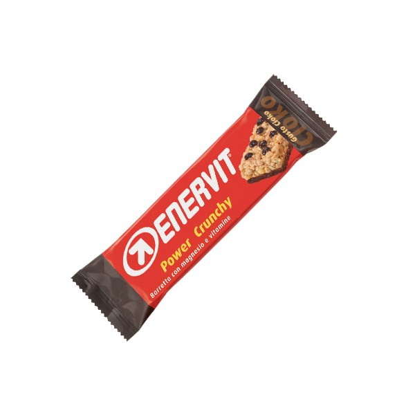 Powersport Bar Crunchy Choklad