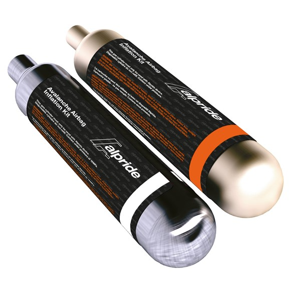 Cartridge Set For Airbag (Co2+Argon)