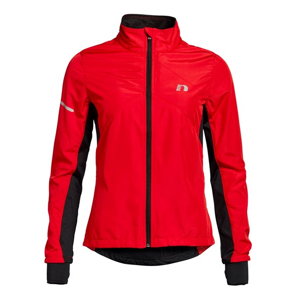 W Base Cross Jkt Red