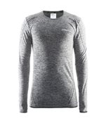 Active Comfort Roundneck Ls (Grey)
