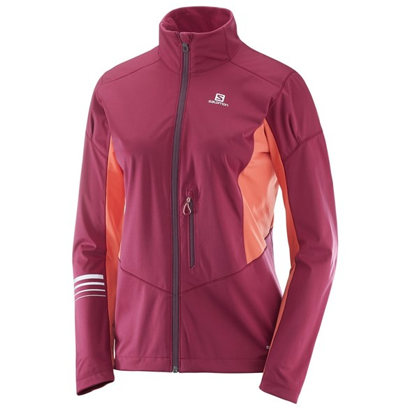 W Lightning Softshell Jkt