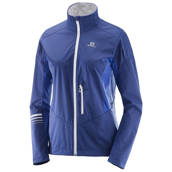 Salomon W Lightning Softshell Jkt
