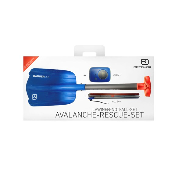 Avalanche Rescue Kit Zoom+