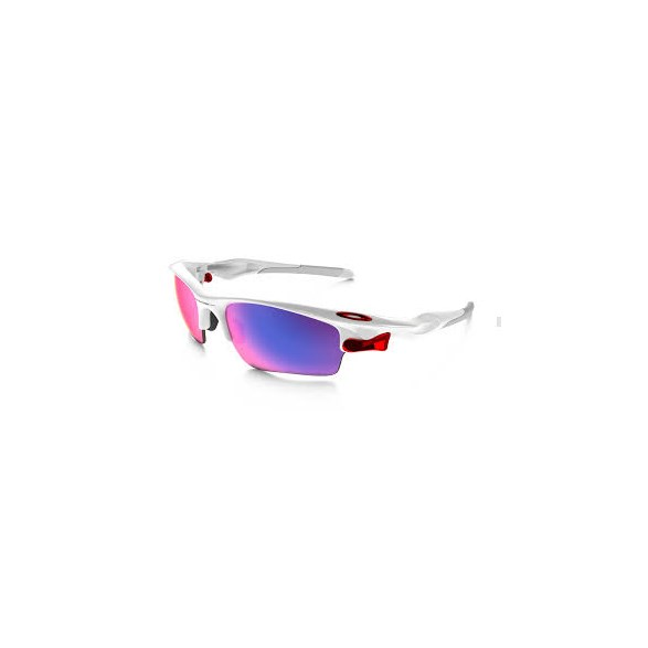Oakley Fast Jacket XL White/Red
