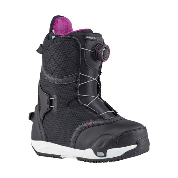 Burton Limelight Step On (Black)