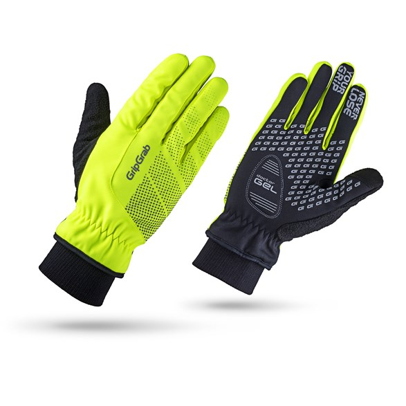 Ride Hi-Vis Windproof Winter Glove