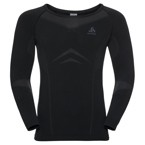 Suw Crew Neck Long Sleeve Performance Light