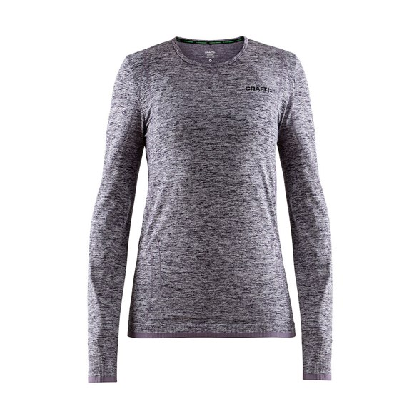 Craft W Active Comfort Roundneck Ls (Mystery)