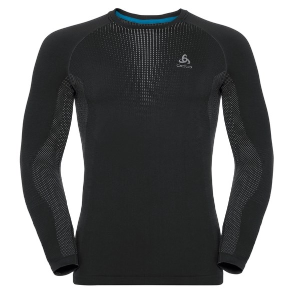 Suw Top Cre Neck Ls Performance Warm