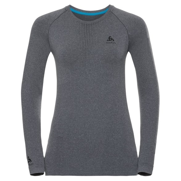 Odlo W Suw Top Crew Neck Ls Performance Warm Wmn