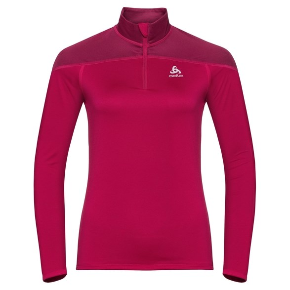 Odlo Midlayer 1/2 Zip Ceramiwarm Element Wmn