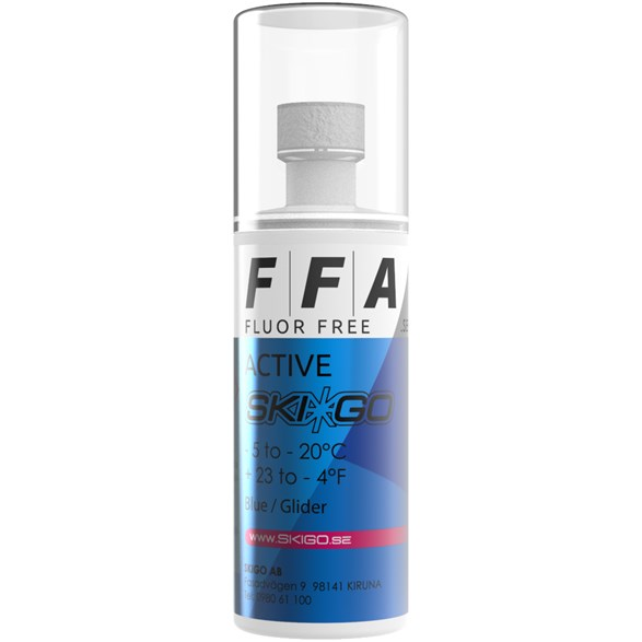 Skigo Ffa Fleeting Blå 100Ml